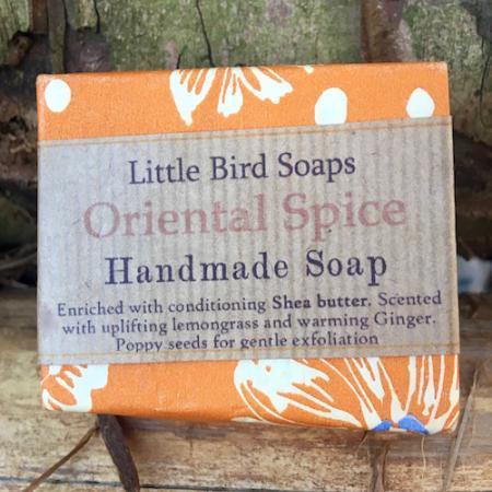 Oriental Spice Soap
