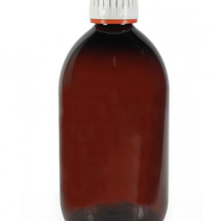 Amber PET Bottle...