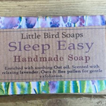 Sleep Easy Soap